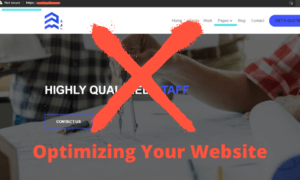 optimizing your website what does it mean